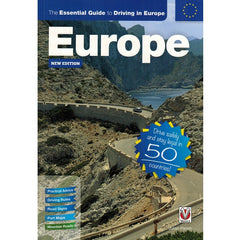 The Essential Guide to Driving in Europe 9781787113039 front cover
