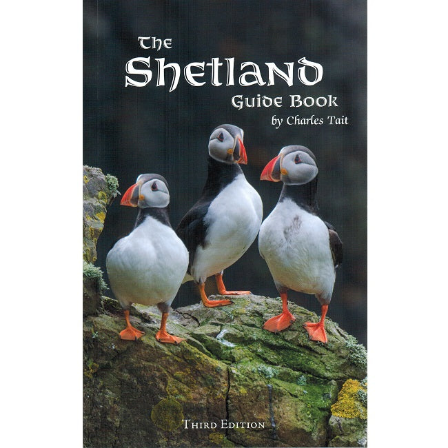 Shetland Guidebook by Charles Tait 9781909036017 front cover