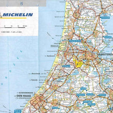 Load image into Gallery viewer, Michelin Benelux Trailer's Park Aires Map 9782919004522