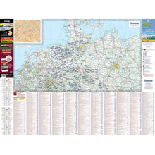 Load image into Gallery viewer, Michelin Trailer's Park Germany Aires Map