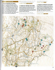 Wild Guide Portugal Lay Out and Map
