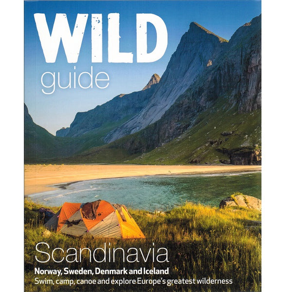 Wild Guide Scandinavia 9781910636053 front cover