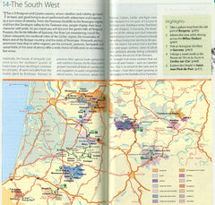 The Wine Regions of France 9782067229556 the south west france