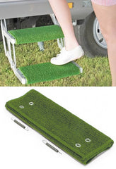 Clean Step by Fiamma motorhome campervan step