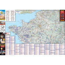 Load image into Gallery viewer, Michelin Trailer's Park France Aires Map