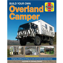 Load image into Gallery viewer, Haynes Build Your Own Overland Camper IBSN:9781785210761 front cover