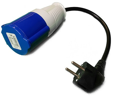 continental hook up adapter