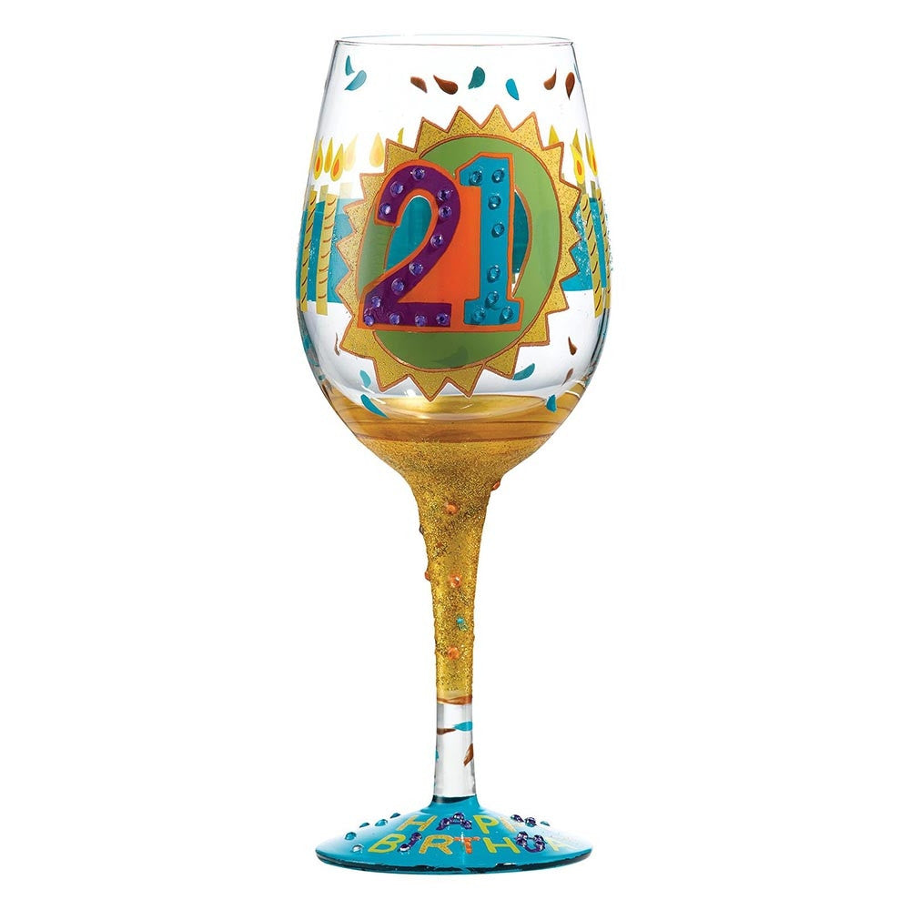 Lolita Wine Glass - 21-Glasses-Lolita Glasses-The Fabulous Gift Store