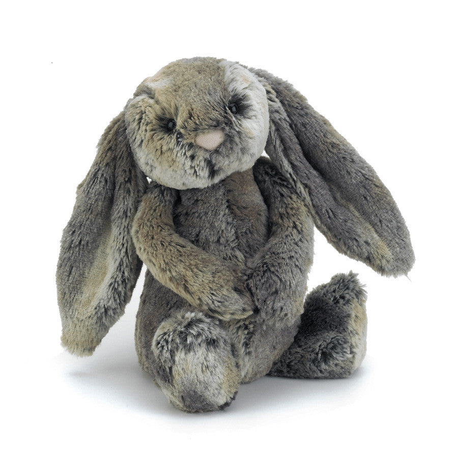Jellycat - Bashful Cottontail Bunny £14.95 - £23.95-Soft Toys-Jellycat-The Fabulous Gift Store