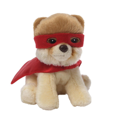 Gund - Itty Bitty Boo Superhero-Soft Toys-GUND-The Fabulous Gift Store