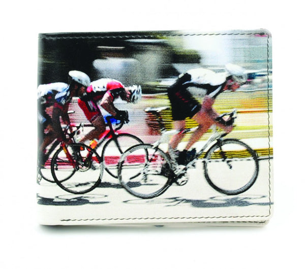 Golunski Retro Bi Folding Wallet - Cyclists-Wallets-Golunski-The Fabulous Gift Store