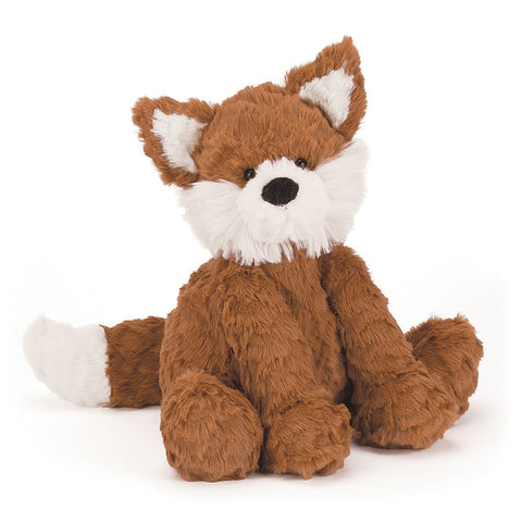 Jellycat - Fuddlewuddle Fox Cub (medium) £15.95-Soft Toys-Jellycat-The Fabulous Gift Store
