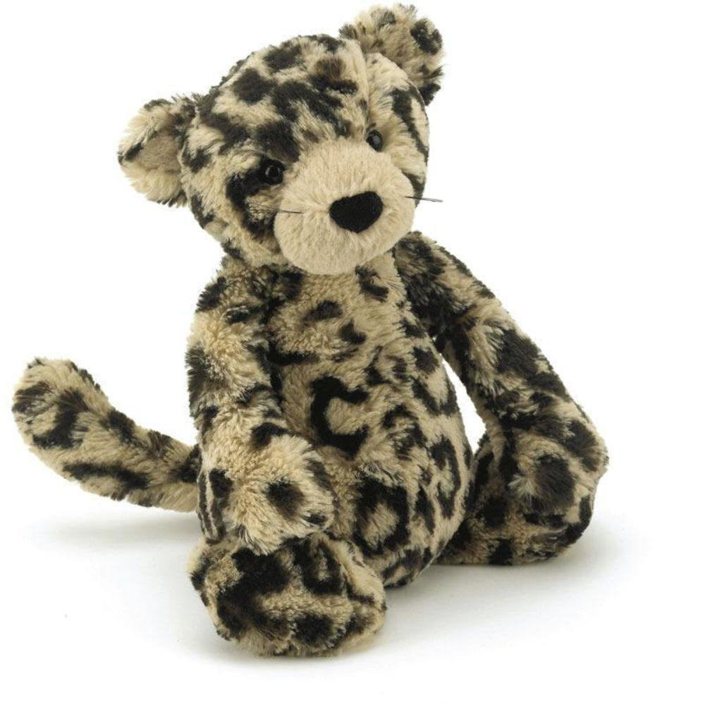 Jellycat - Bashful Leopard (medium)