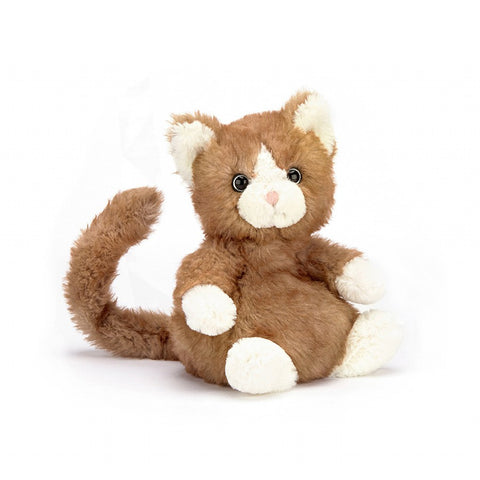 Jellycat - Polly Mitten Kitten £14.75-Soft Toys-Jellycat-The Fabulous Gift Store