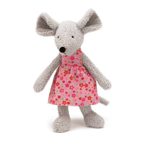 Jellycat - Molly Mouse £13.95-Soft Toys-Jellycat-The Fabulous Gift Store