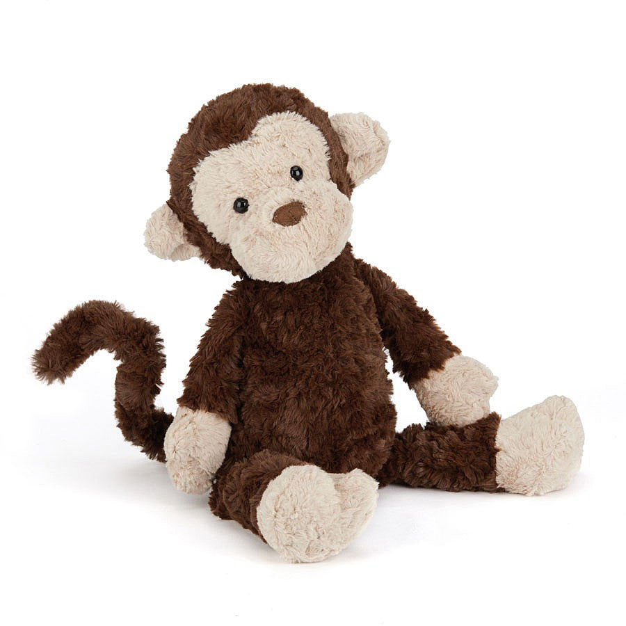 Jellycat - Mumble Monkey (medium) £17.85-Soft Toys-Jellycat-The Fabulous Gift Store