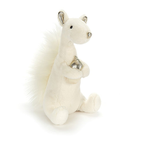 Jellycat - Sparkle Squirrel £13.95-Soft Toys-Jellycat-The Fabulous Gift Store