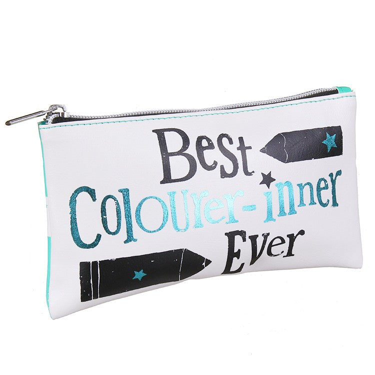 The Bright Side - Best Colourer-Inner Ever Pencil Case