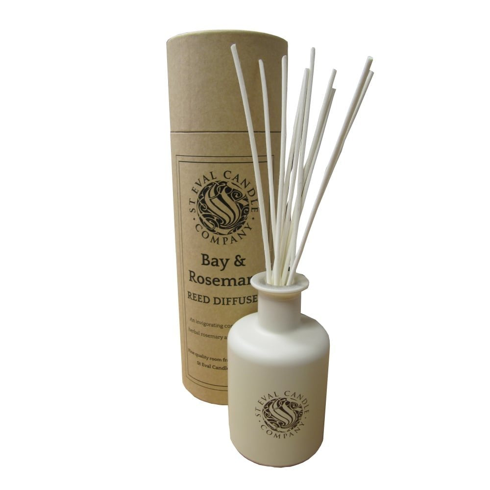 St. Eval Reed Diffuser - Bay & Rosemary