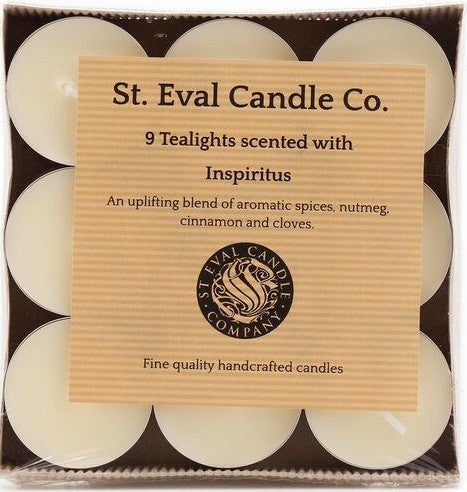 St Eval Tealights - Inspiritus-Candles-St Eval-The Fabulous Gift Store