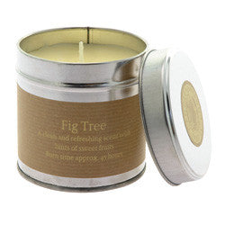 St. Eval Scented Candle Tin - Fig Tree-Candles-St Eval-The Fabulous Gift Store