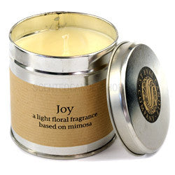 St. Eval Scented Candle Tin - Joy