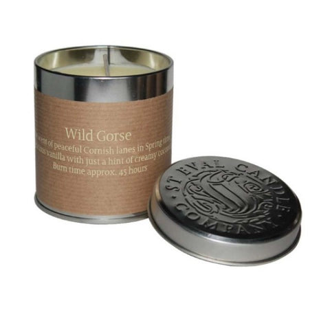 St. Eval Scented Candle Tin - Wild Gorse