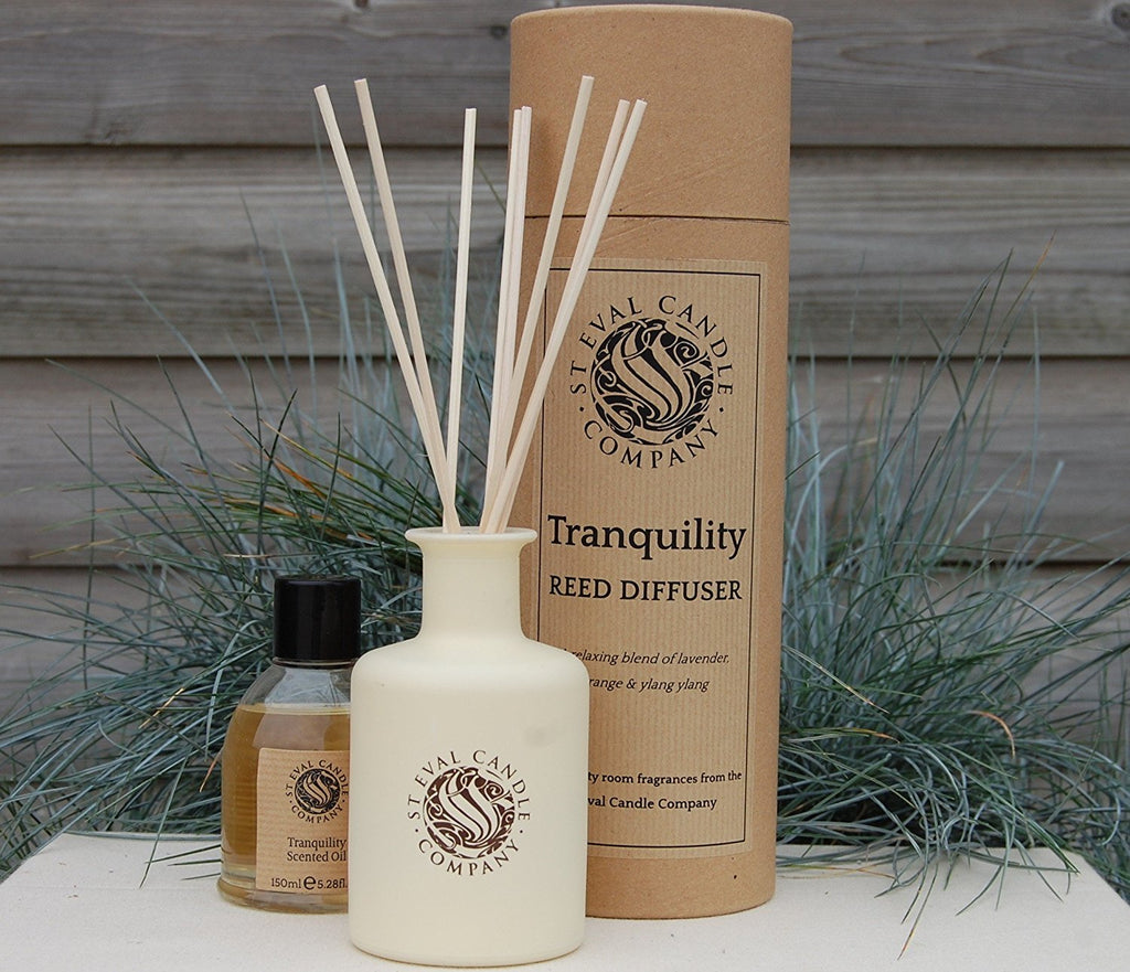 St. Eval Reed Diffuser - Tranquility