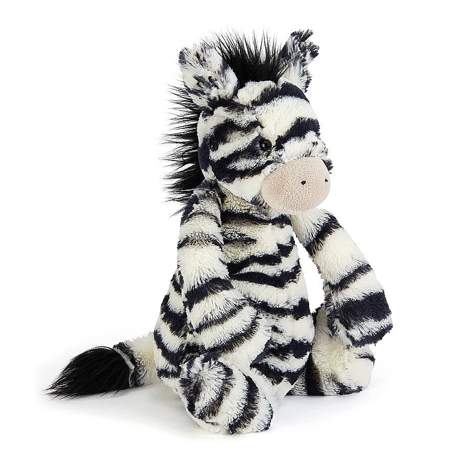 Jellycat - Bashful Zebra (medium)