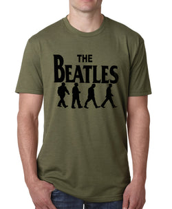 band t-shirt rock and roll cotton tops