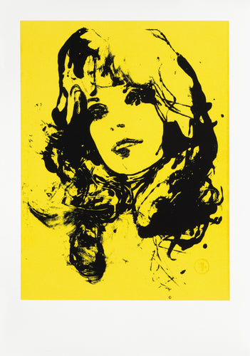 François Berthoud - NY Girl Yellow