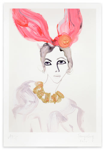 Tanya Ling - Louis Vuitton Bunny Ears