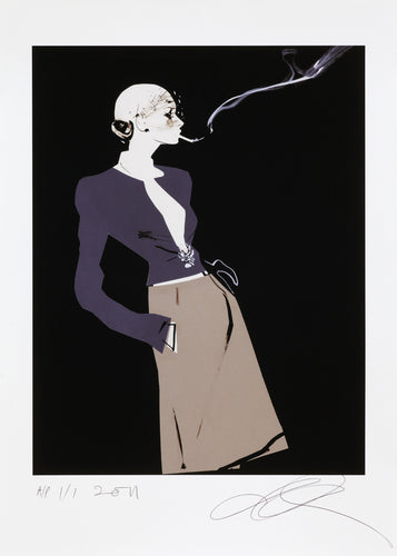 David Downton - Chanel (Smoking)