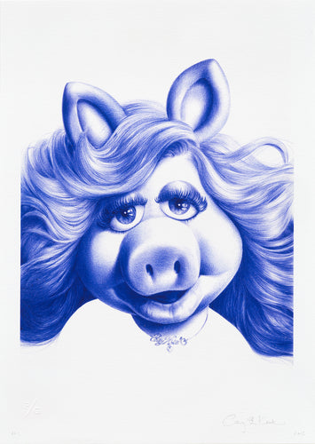 Cary Kwok - Miss Piggy