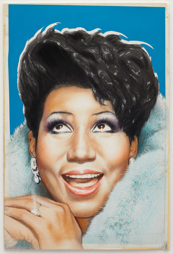Richard Bernstein - Aretha Franklin (Interview Maquette)