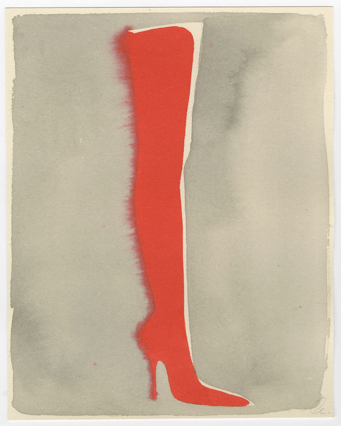 Cecilia Carlstedt - Red, Black, Grey #4
