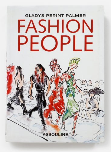 Fashion People, Book - Gladys Perint Palmer