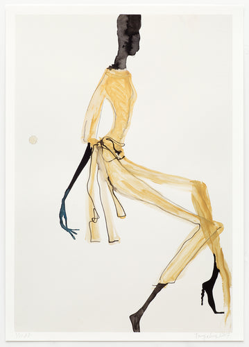 Tanya Ling - Gold / The House of Viktor & Rolf