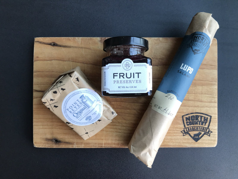 """Feeling Blue?"" Virtual Happy Hour Charcuterie Kit"