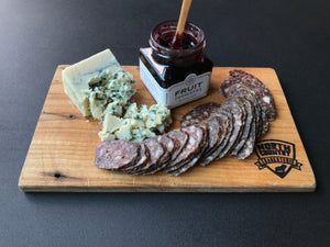 Feeling Blue? Virtual Happy Hour Charcuterie Kit