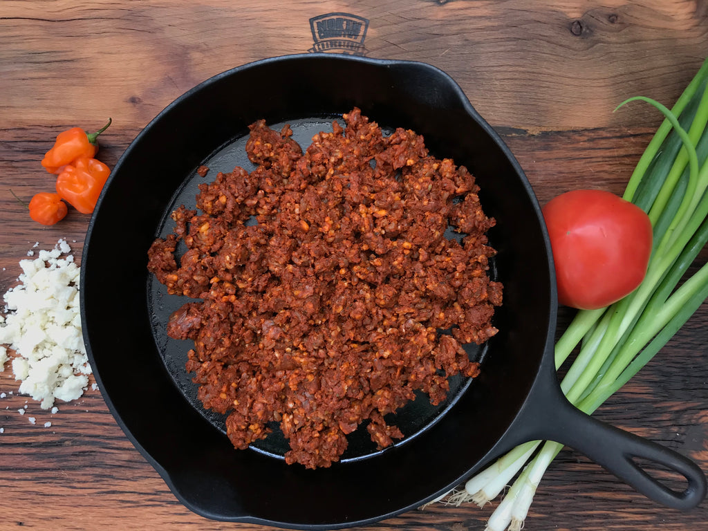 Berkshire Pork Mexican Style Chorizo (1 lb., Ground)