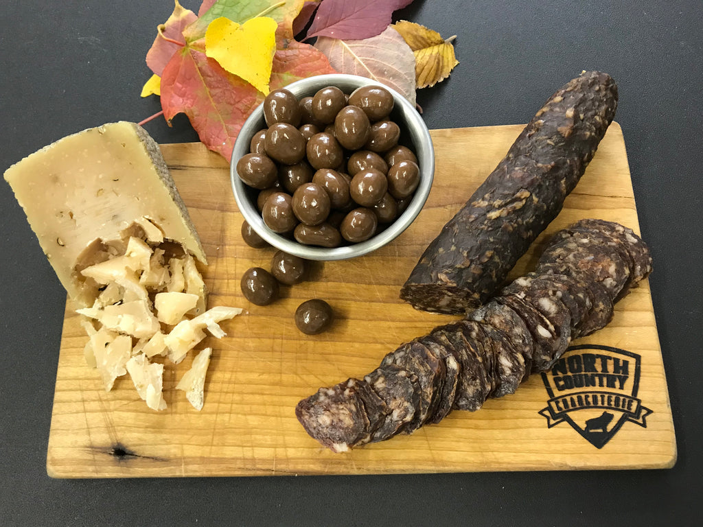 Howl at the Moon Halloween Charcuterie Kit
