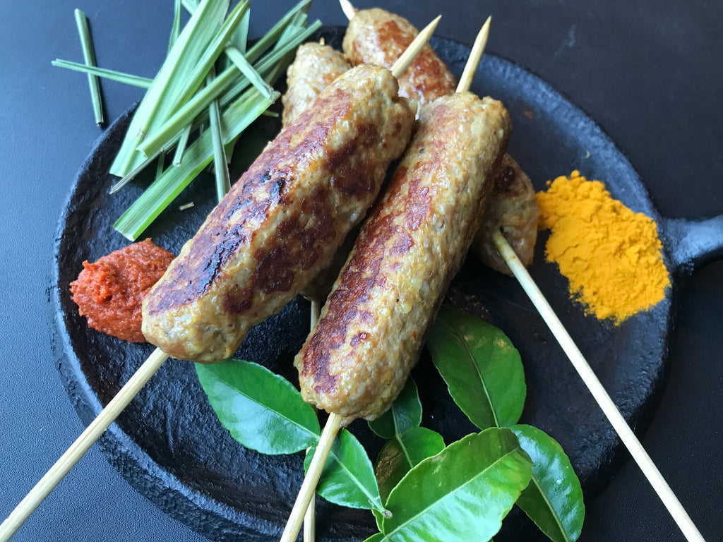 Northern Thai Style Sai Ua Sausage (1 lb., Ground)