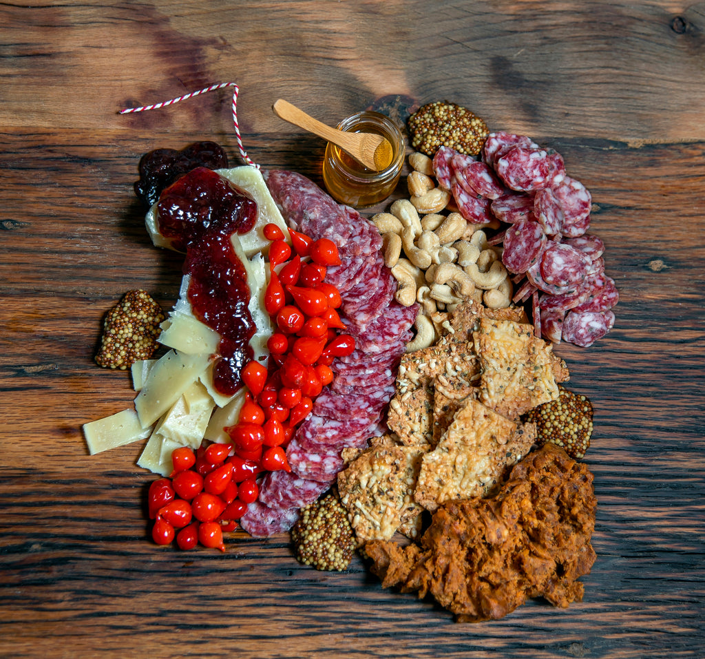 Savor the Moment Charcuterie Box