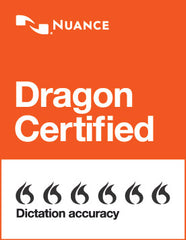 Nuance Dragon Certified Headset