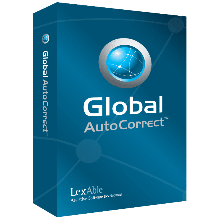 Global AutoCorrect - Windows & Mac