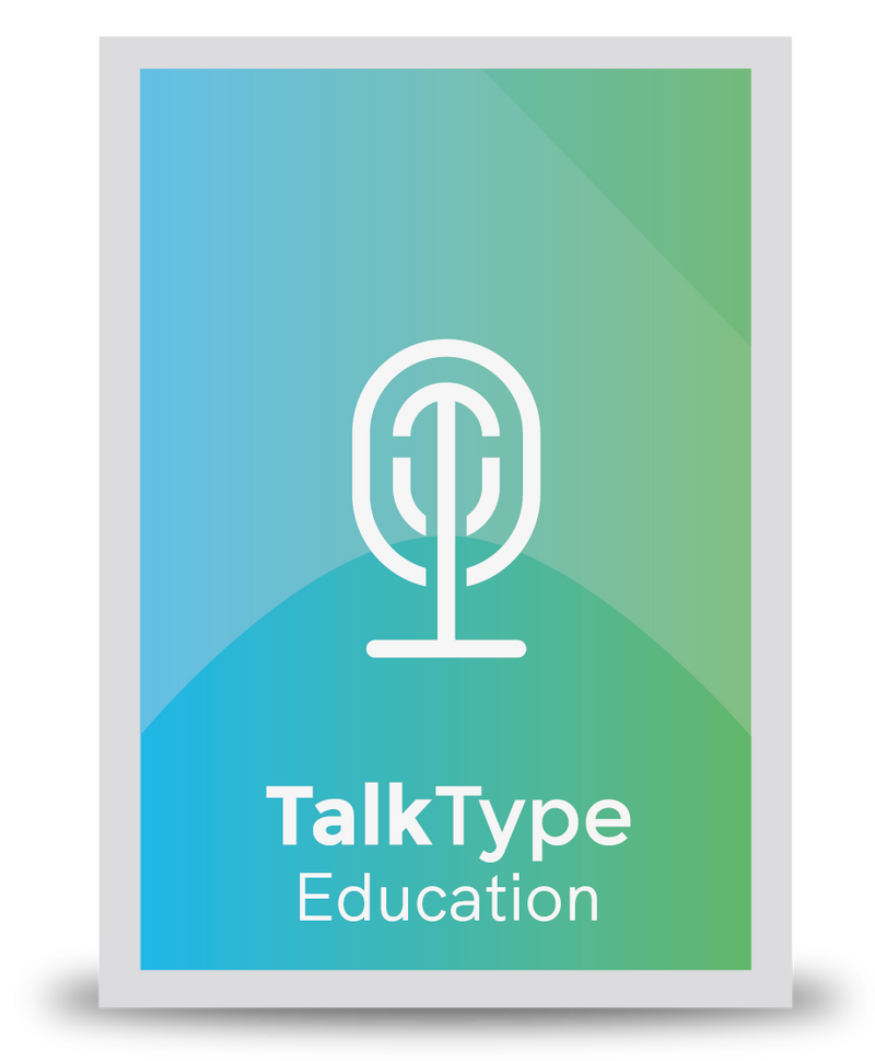 TalkType Dictation Professional