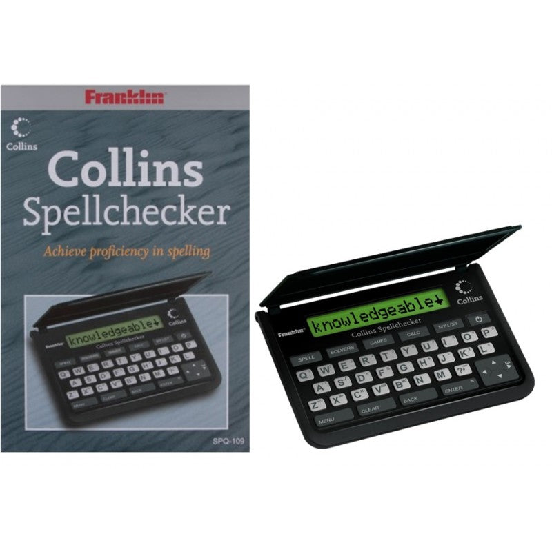 Franklin SPQ-109 Collins Spellchecker