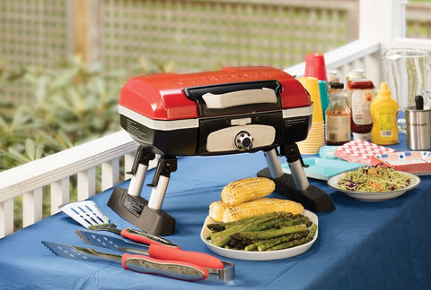 Portable table top grill