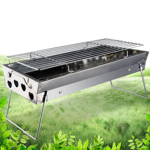 Folding Small Grill